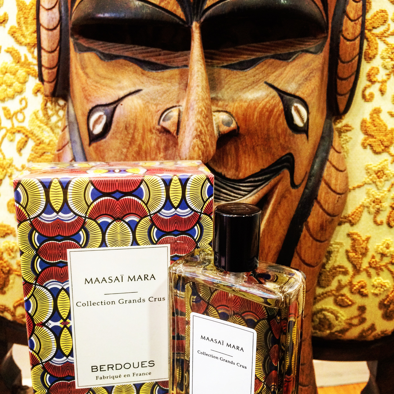 Maasaï Mara Parfums Berdoues Nouveauté